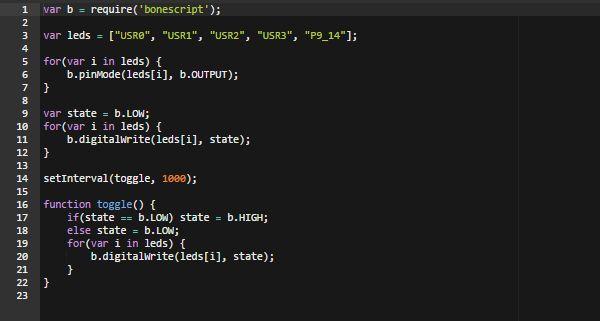 blinkled.js program