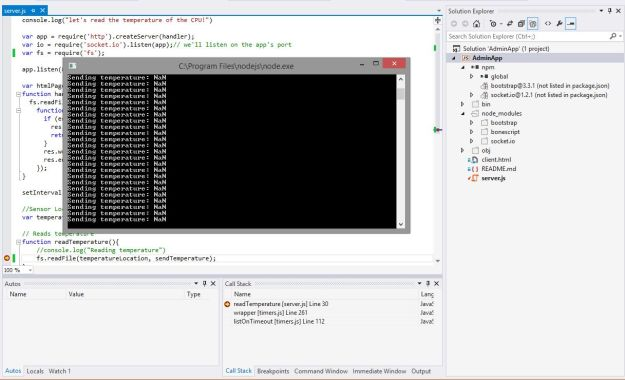 VS2013 - Project Debugging